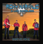 Ricky Naranjo Y Los Gamblers - Hasta El Final (CD)