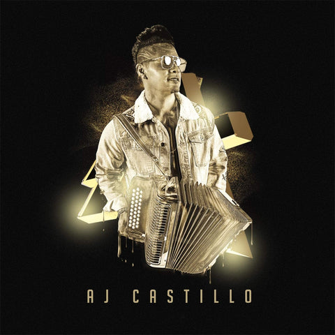 AJ Castillo CD Cover