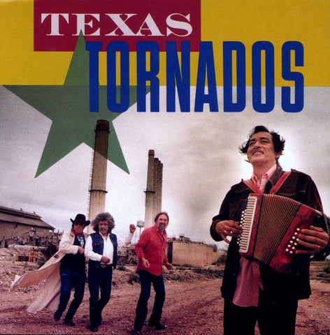 Texas Tornados - Los Texas Tornados(English) / (CD)