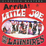 Little Joe and The Latinaires - Arriba (CD)