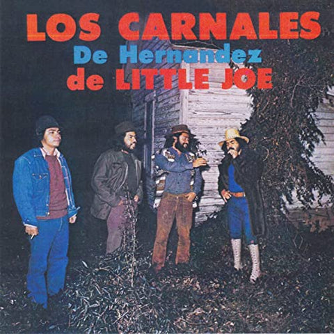 Little Joe - Los Carnales De Hernandez (CD)