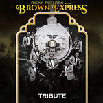Ricky Fuentes & Brown Express - Tribute (CD)