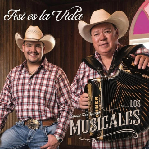 David Lee Garza - Asi Es La Vida (CD)