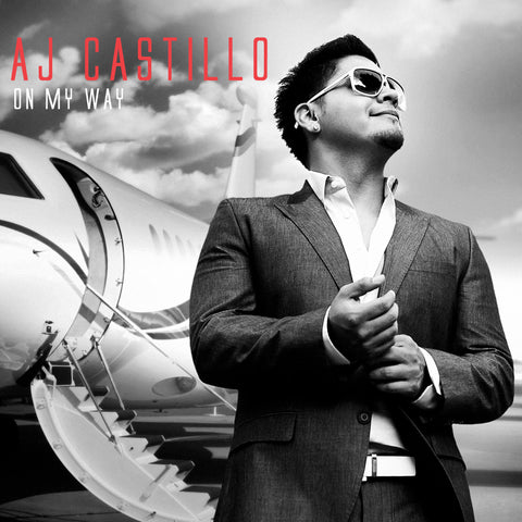 AJ Castillo - On My Way (CD)