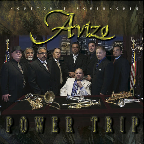 Avizo - Power Trip (CD)