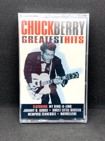 Chuck Berry - Greatest Hits (Cassette)