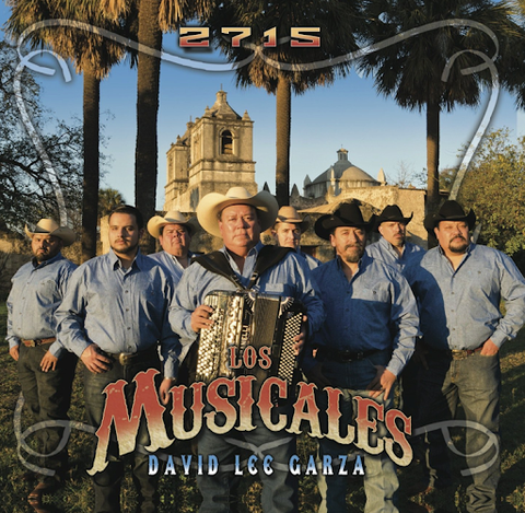 David Lee Garza y Los Musicales - 2715 (CD)