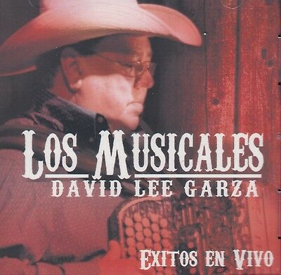 David Lee Garza - Exitos En Vivo (CD)