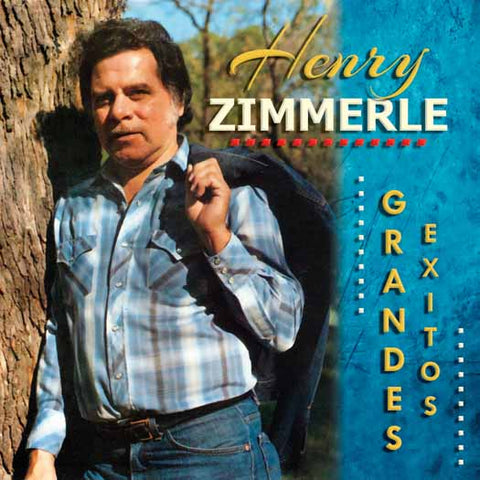 Henry Zimmerle - Grandes Exitos (CD)