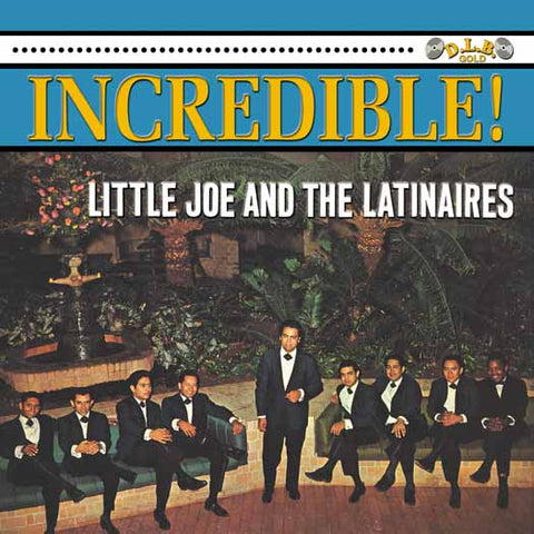 Little Joe - Incredible! (CD)