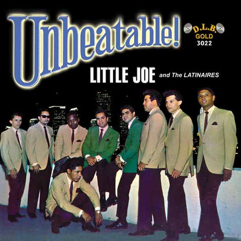 Little Joe - Unbeatable! (CD)