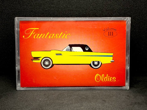 Fantastic Oldies - Vol. 3 (Cassette)