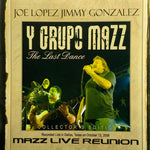 Mazz - Live Reunion - The Last Dance (CD)