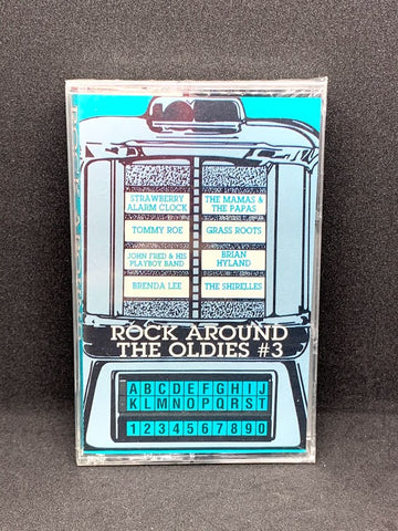 Rock Around The Oldies #3 (Cassette)