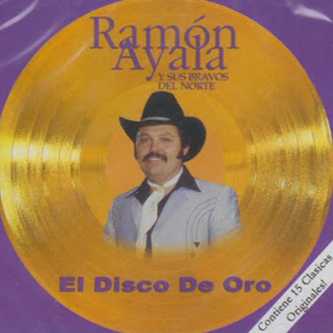 Ramon Ayala - El Disco De Oro Vol. 1 (CD)
