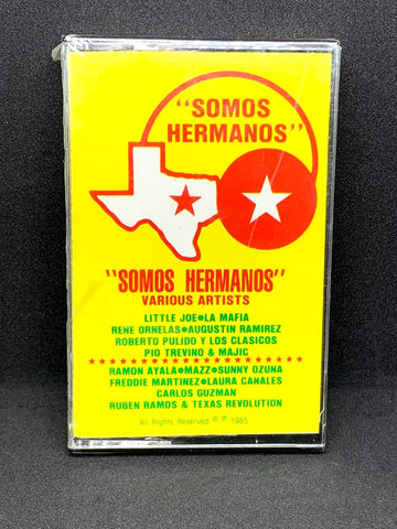 Somos Hermanos - Various Artists (Cassette)