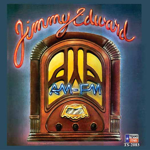 Jimmy Edward - AM-FM (CD)