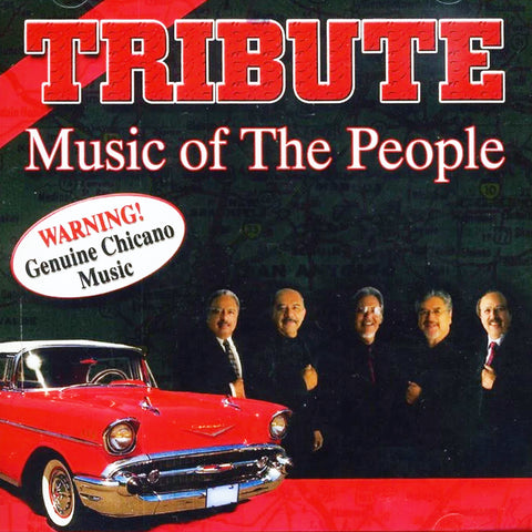 Tribute - Music Of The People (CD)