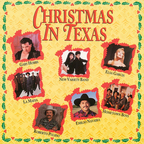 Christmas In Texas - Various Artists (CD)