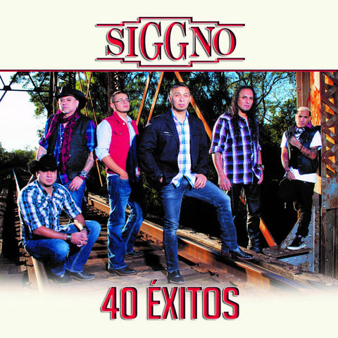 SIGGNO - 40 EXITOS (CD)