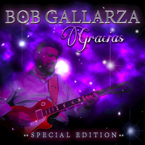 Bob Gallarza - Gracias | Special Edition (CD)