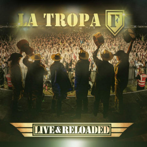 La Tropa F - Live & Reloaded (CD)