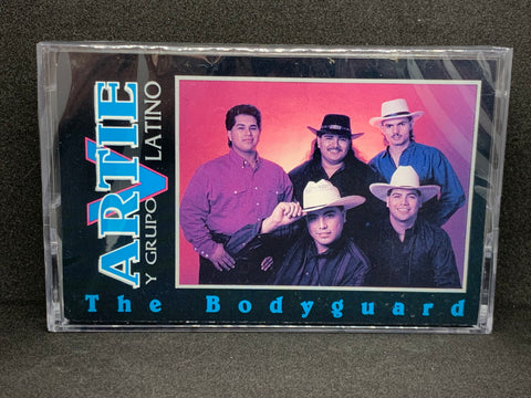 Artie Y Grupo Latino - The Bodyguard (Cassette)