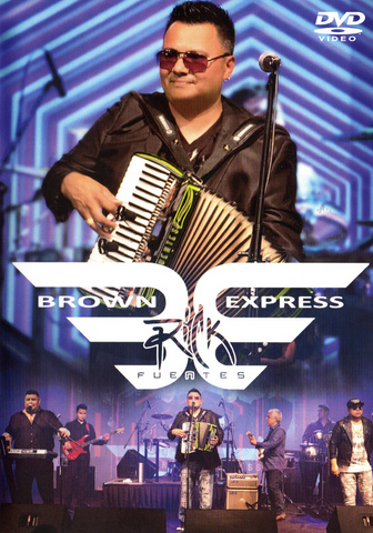 Rick Fuentes & Brown Express - Live In Concierto (DVD)