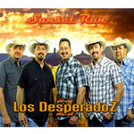 Los Desperadoz - Sunset Run (CD)