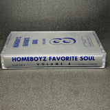 Homeboyz Favorite Soul - Volume 8 (Cassette)