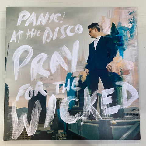 Panic At The Disco - Pray For The Wicked (Vinyl)