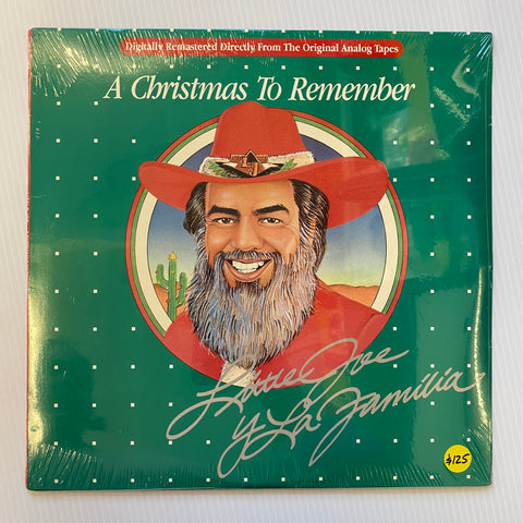Little Joe - A Christmas to Remember (Vinyl)