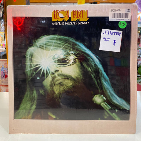 Leon Russel - Leon Russell And The Shelter People (Vinyl)