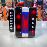 Kids Accordion- Black