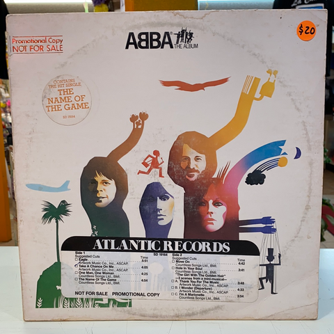 Abba-The Album