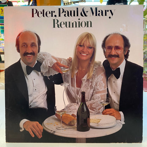 Peter, Paul & Mary - Reunion (Vinyl)