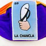 Loteria La Chancla Mask