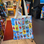 Loteria Canvas Purse