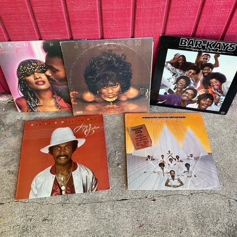 Bundle # 1 | Disco/Funk/Soul