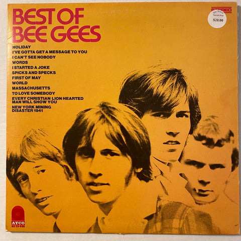 Bee Gees-Best of Bee Gees (Vinyl)
