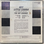 The Rip Chords ‎– Hey Little Cobra And Other Hot Rod Hits (Vinyl Cover)