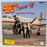 Tejas Band Canta Bobby De Luna - Taking Off (Vinyl)
