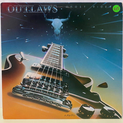 Outlaws - Ghost Rider (Vinyl)