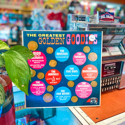 The Greatest Golden Goodies  (Vinyl)