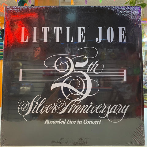 Little Joe- 25th Anniversary (Vinyl)