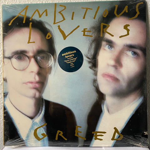 Greed-Ambitious Lovers (Vinyl)