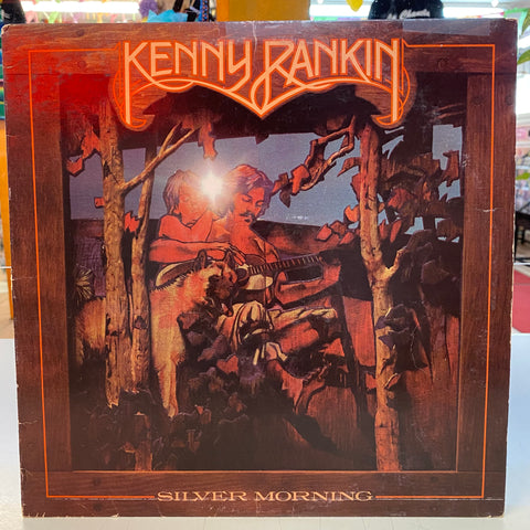 Kenny Rankin - Silver Morning (Vinyl)