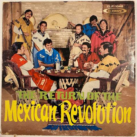 The Mexican Revolution - The Return of the Mexican Revolution (Vinyl)