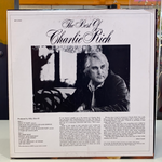 Charlie Rich - The Best Of Charlie Rich(Vinyl)