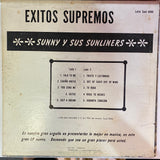 Sunny and the Sunliners- Exitos Supremos (Vinyl Cover)